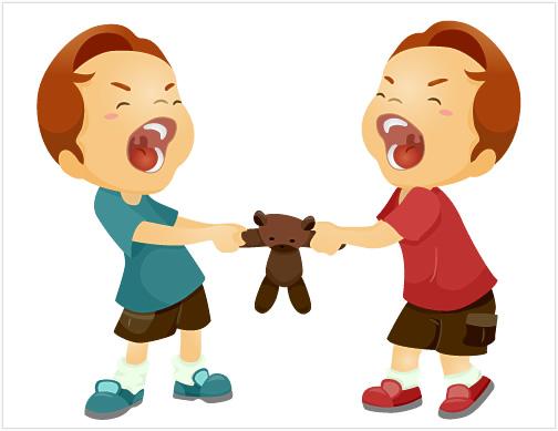 Child fight