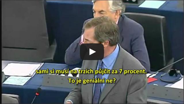 Farage proslov